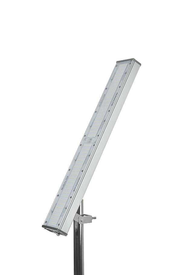 Светильник светодиодный уличный 100 Вт