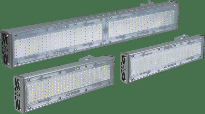 Разработка и производство светодиодных светильников