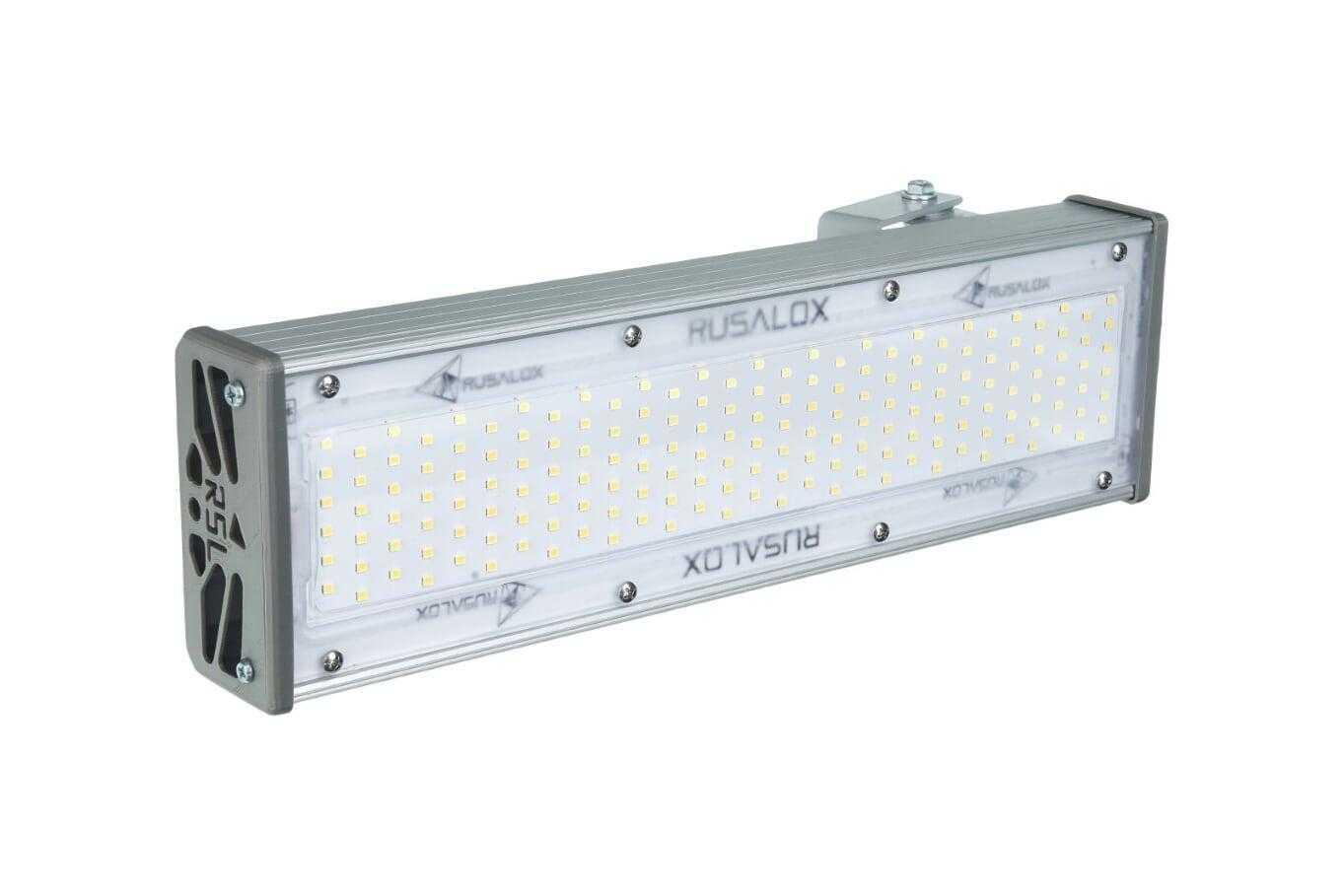 Особенности влагозащищенных светодиодных светильников