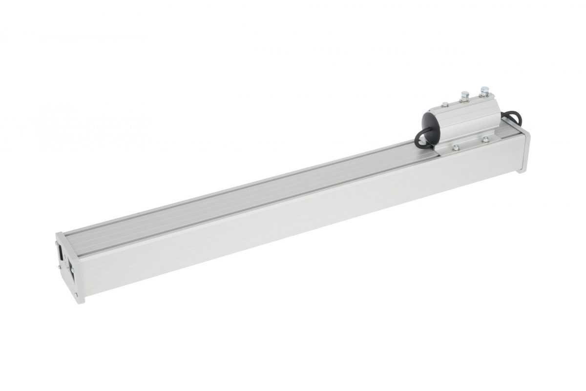 Фото уличного светодиодного светильника 140 Вт RSL Industrial 4МU консольное крепление