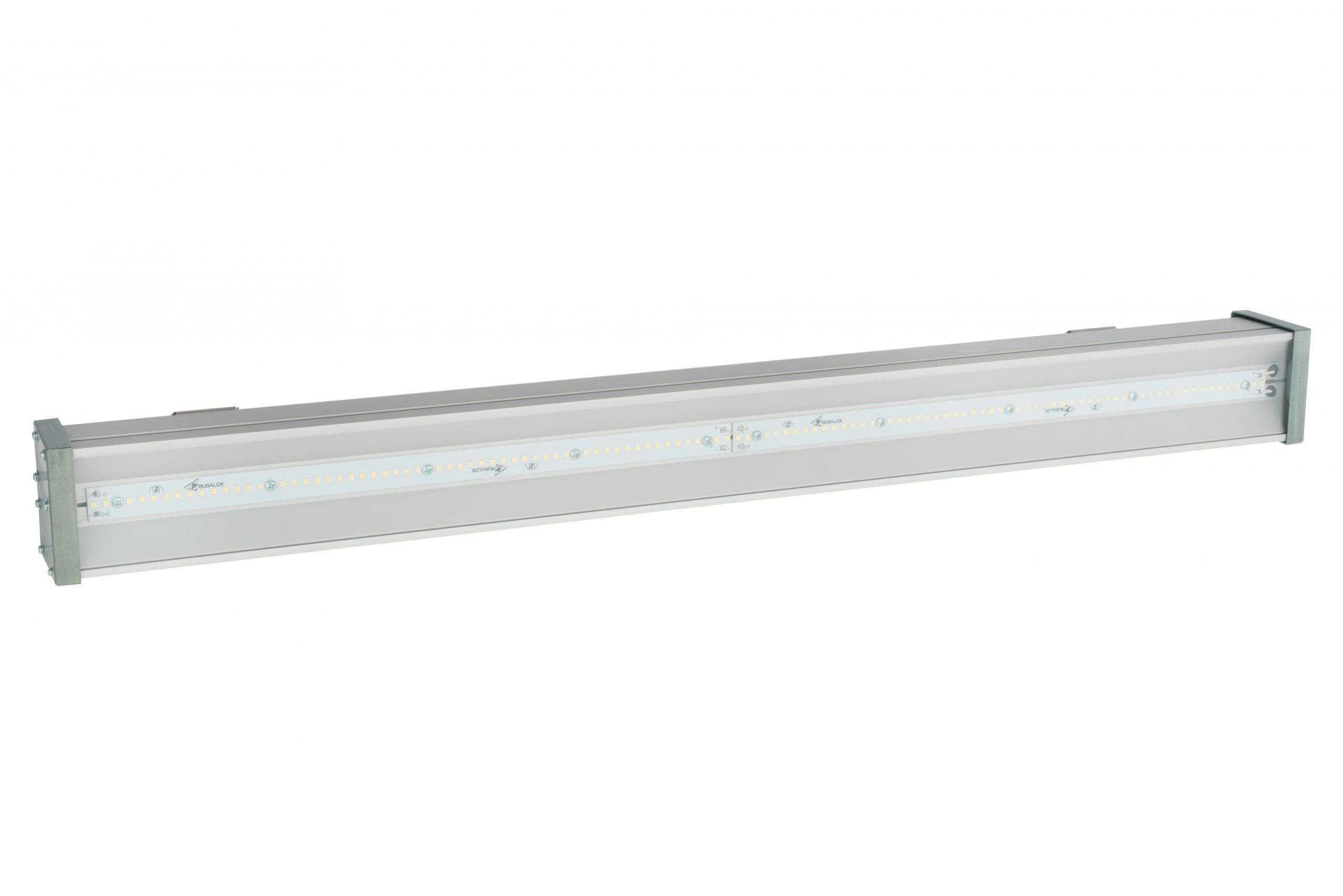 Изображение линейного светодиодного светильника Line Prom 30W, 40W