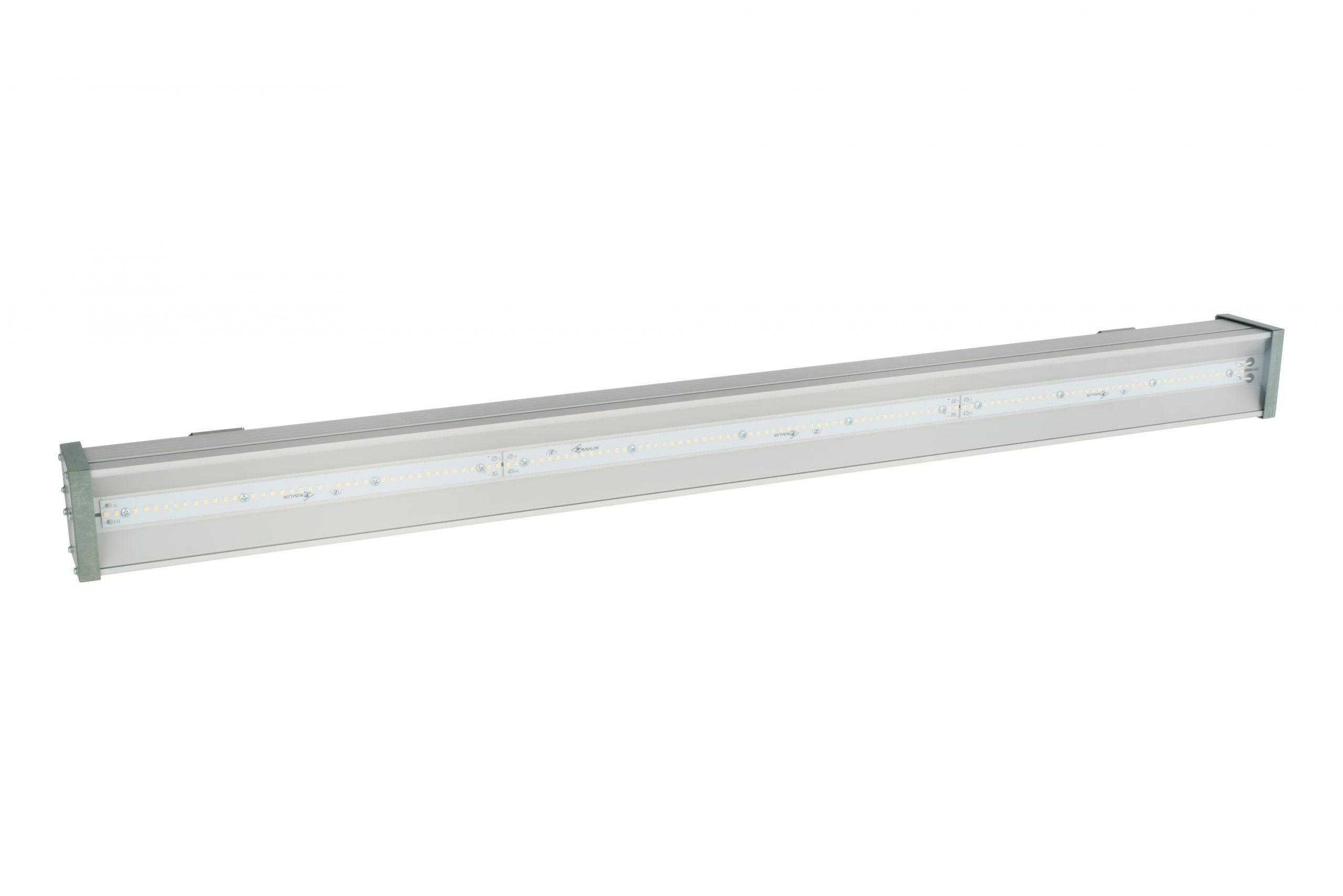 Изображение линейного светодиодного светильника Line Prom 50W
