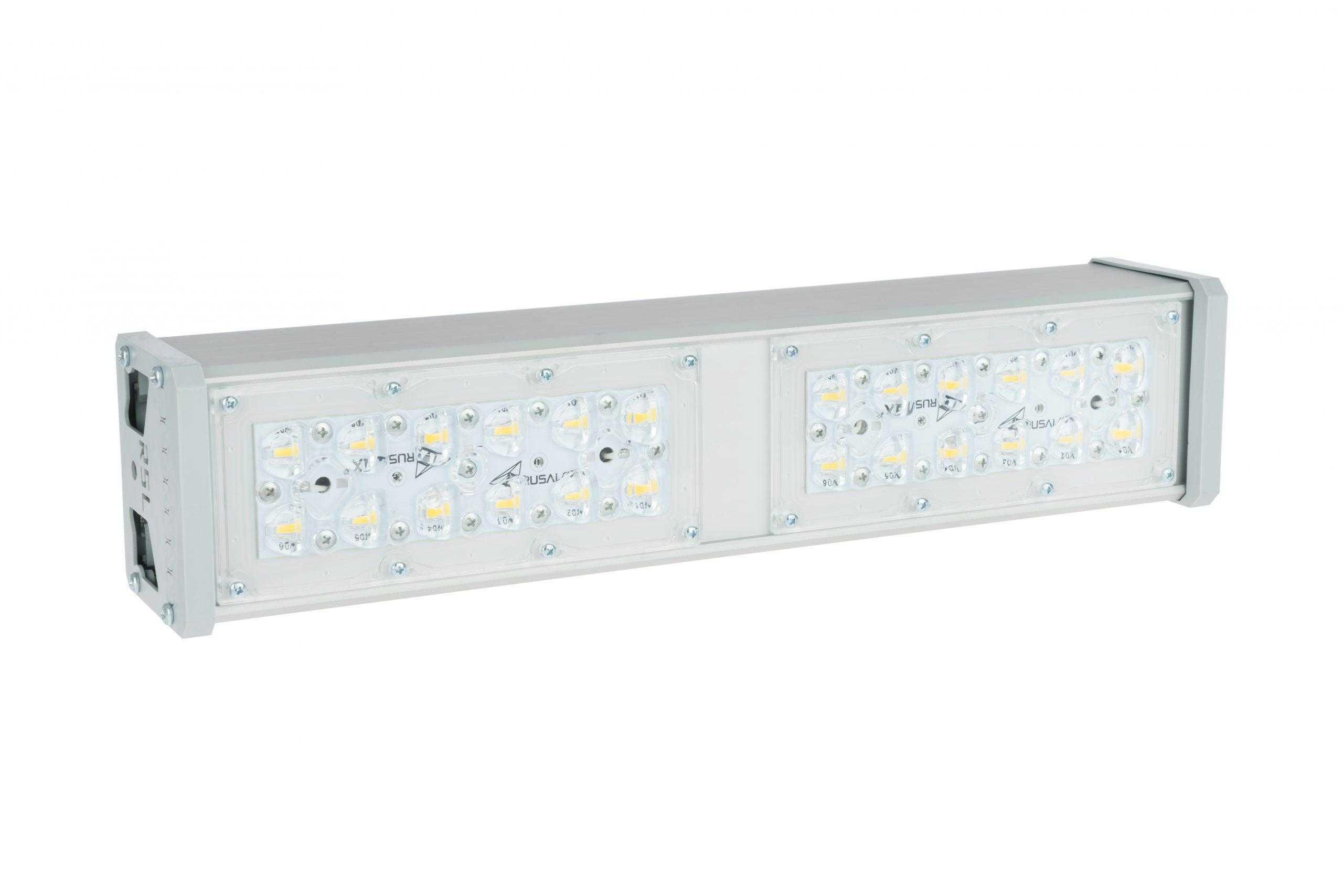 Изображение уличного светодиодного светильника 70 Вт RSL Industrial 2МU-70W